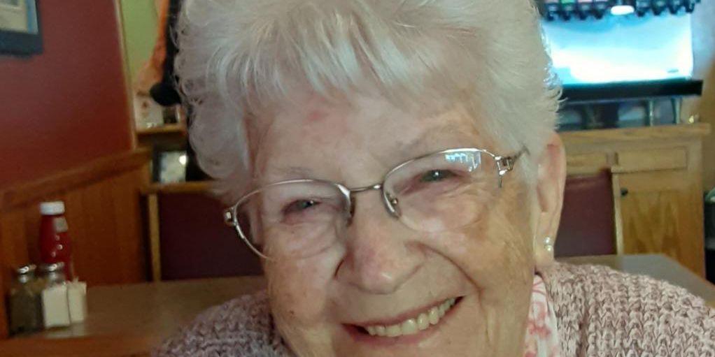 Bernice Mae Slate, 88, of Harrisville