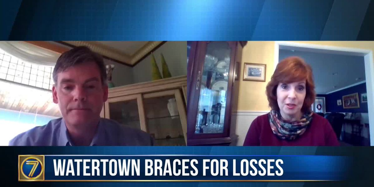 City of Watertown braces for losses