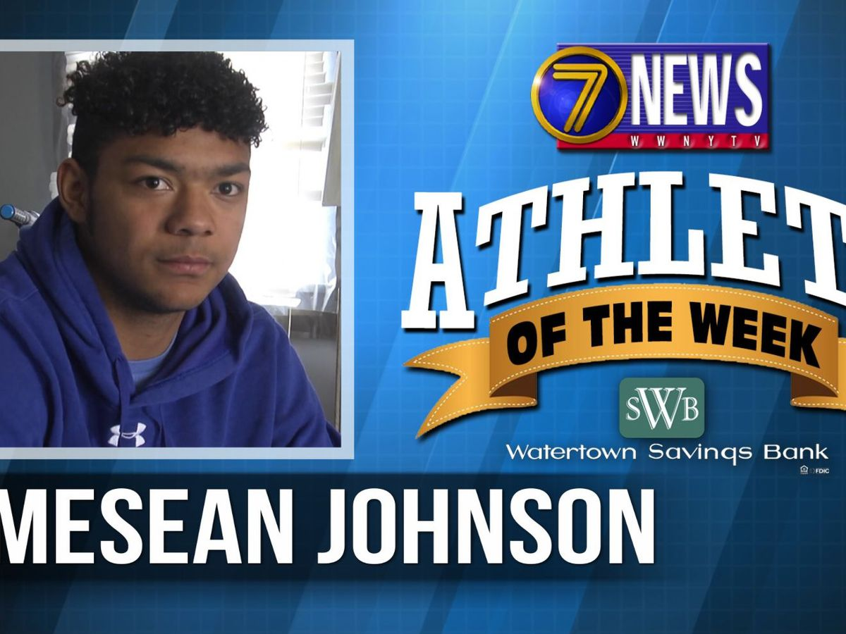 Athlete of the Week: MeSean Johnson