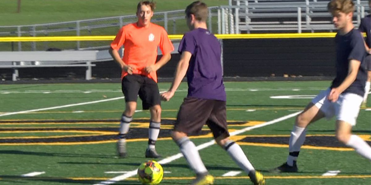 Cannoneers eager for men's soccer playoff win