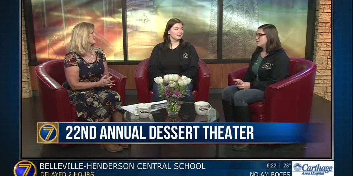 Thousand Islands Ensemble To Hold Annual Dessert Theater
