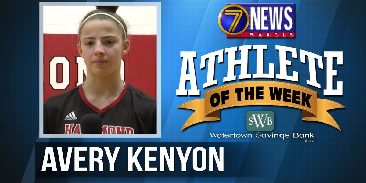 Athlete of the Week: Avery Kenyon