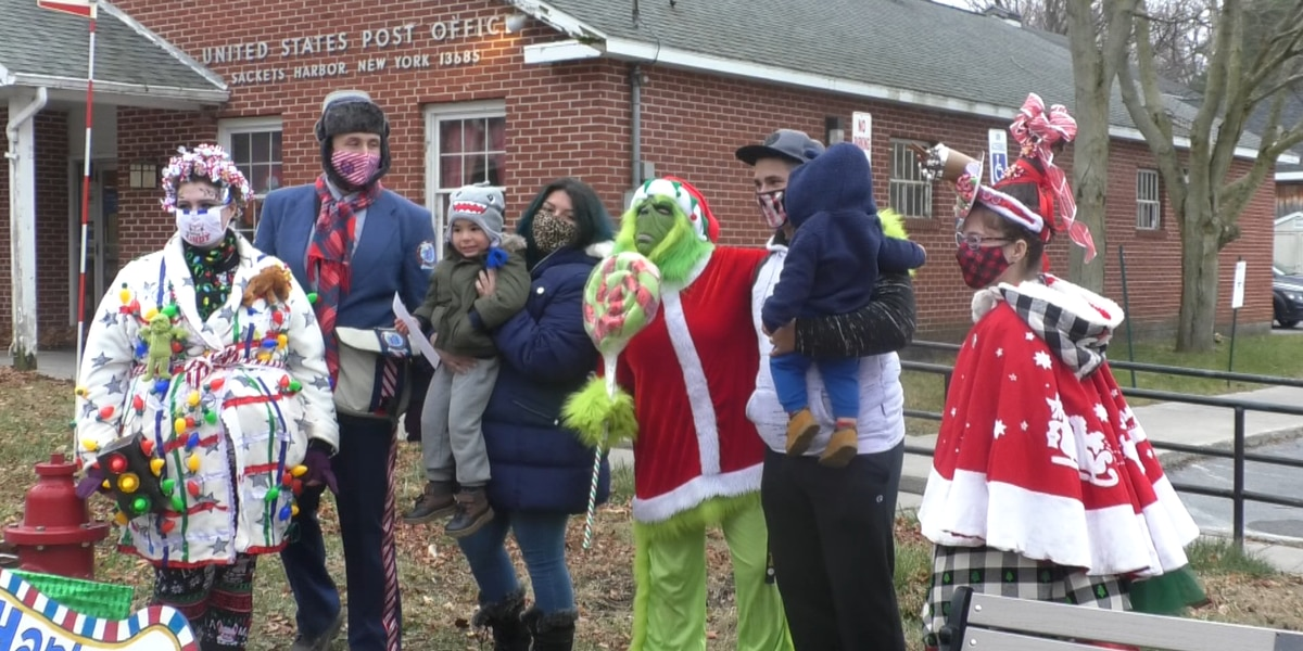 Whooville in the Harbor: How the Grinch gave Christmas spirit in Sackets Harbor