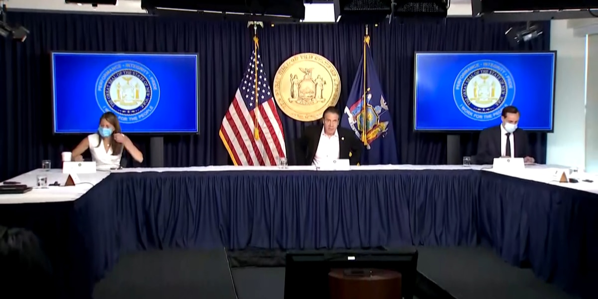 Governor Cuomo ends state quarantine list, New York shifts to a testing policy