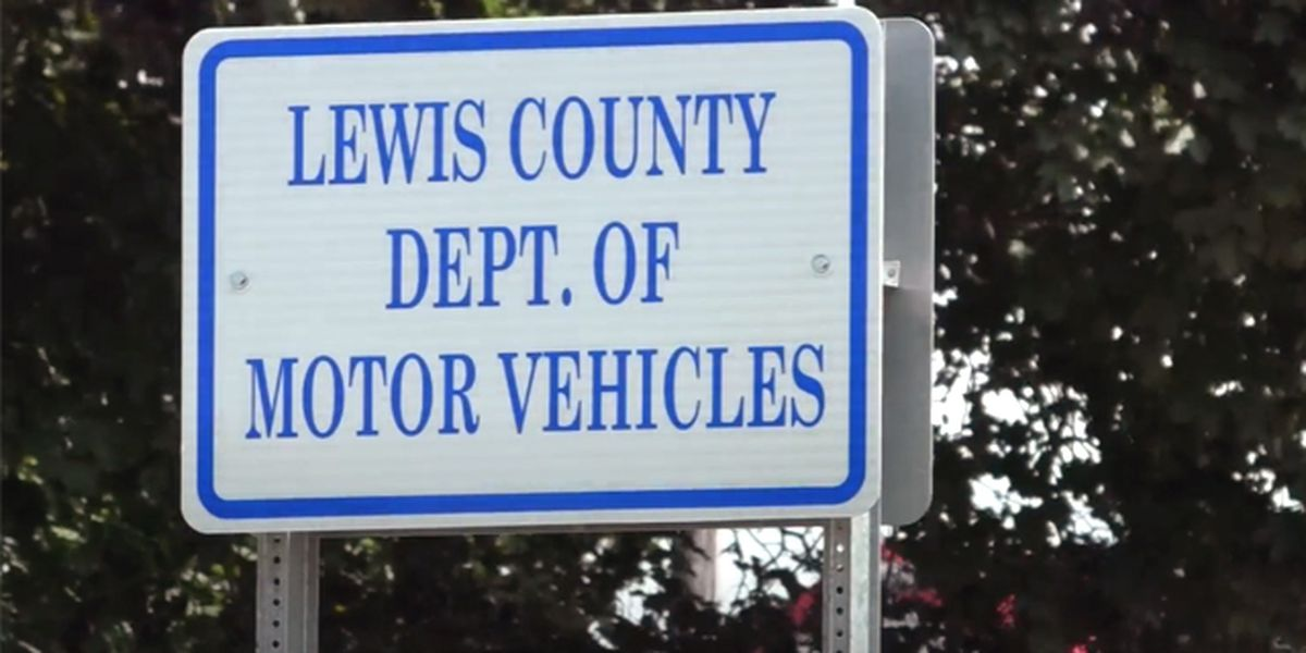 Lewis County DMV reopens to public next week