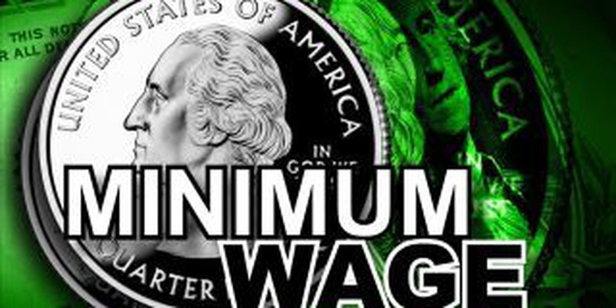 Locals react to impending minimum wage hike