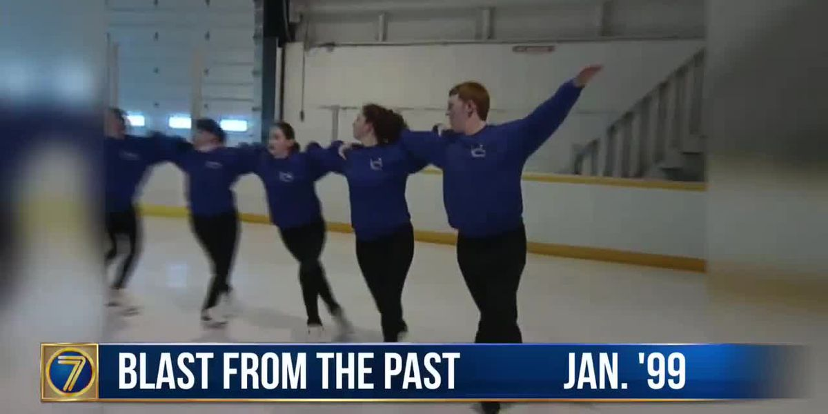 WWNY Blast from the Past: 1999 skating team