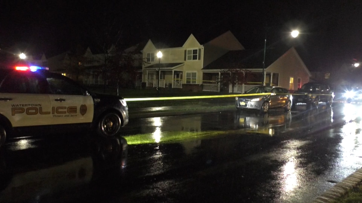 Police investigating apparent stabbing in Watertown Friday night