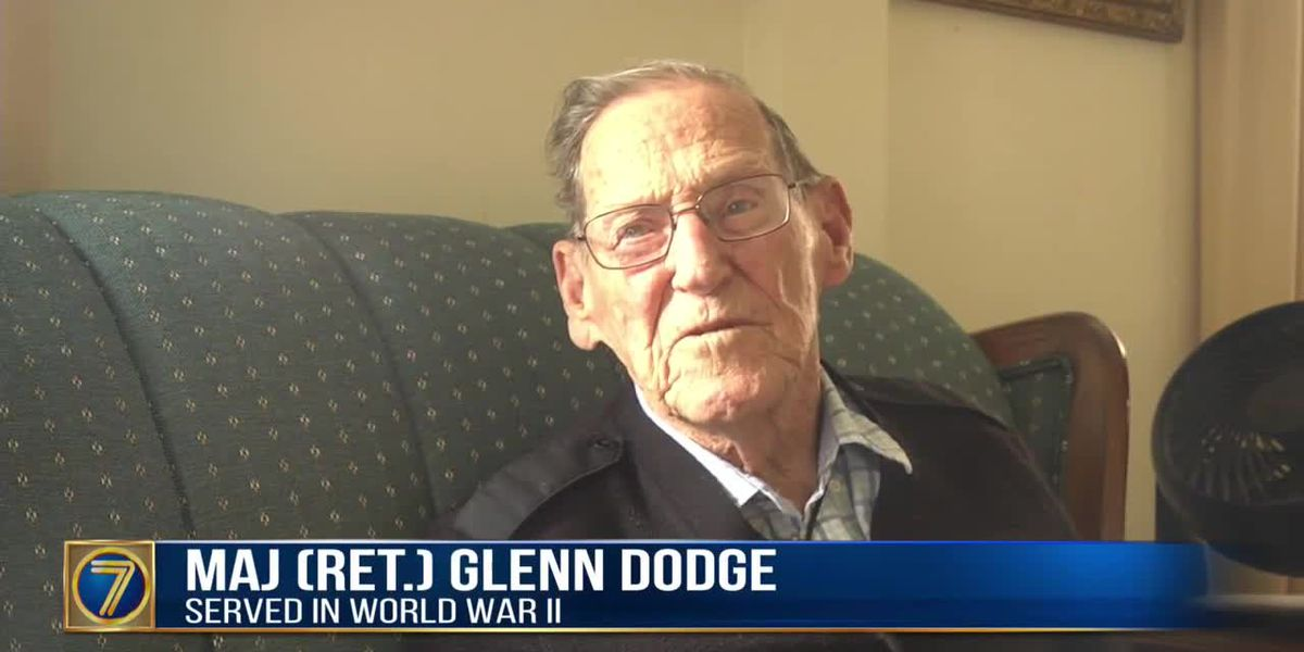 WWNY At 102, veteran recalls World War II service