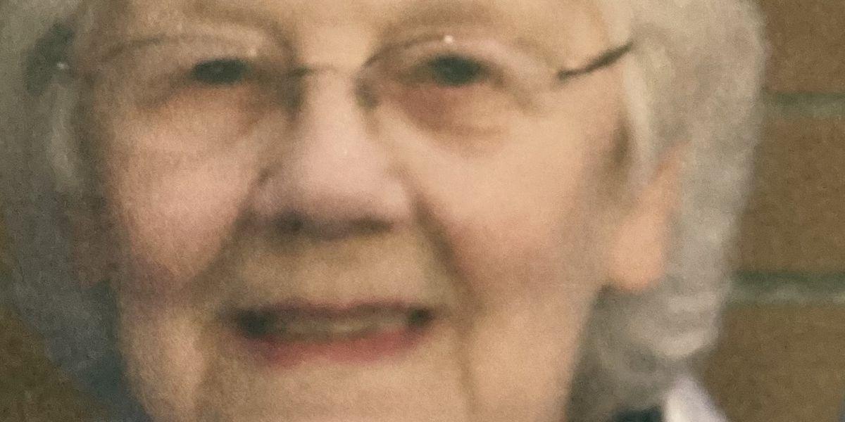 Irene Spearance, 89, of Lisbon