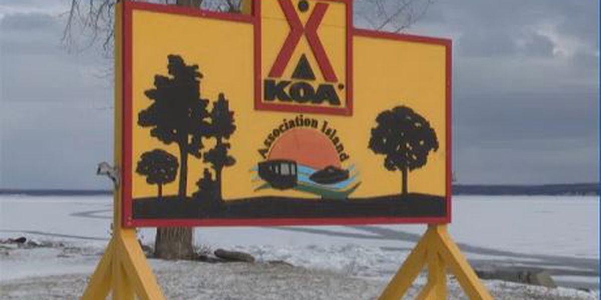 Association Island's new owner plans more development