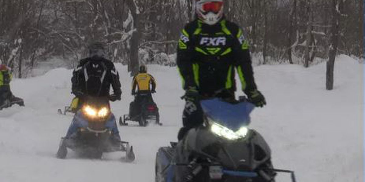 NY's snowmobile registrations up by 10,000 over last year