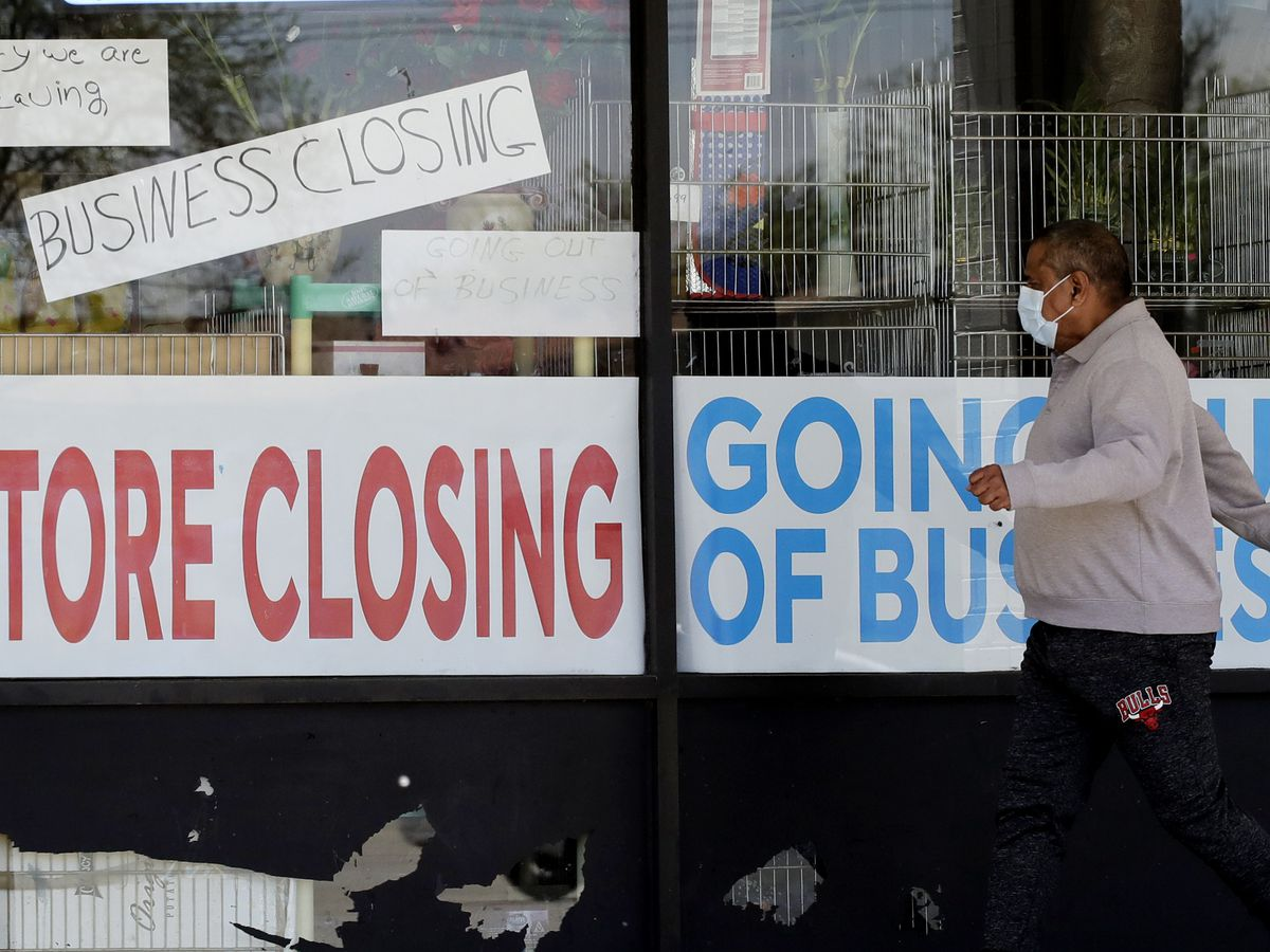 US job losses in May could raise 3-month total to 30 million
