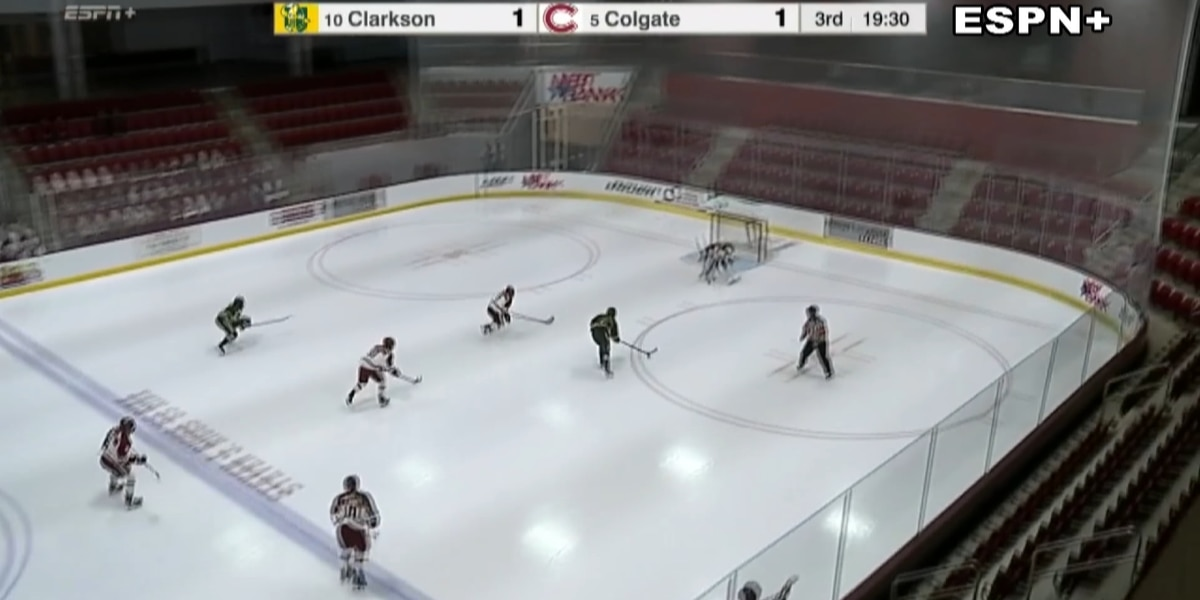 Sunday Sports: Clarkson Women's Hockey looks for weekend sweep against Colgate