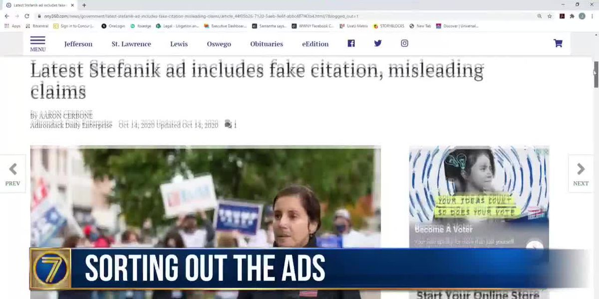 WWNY The fine print: when the ad doesn't match the story