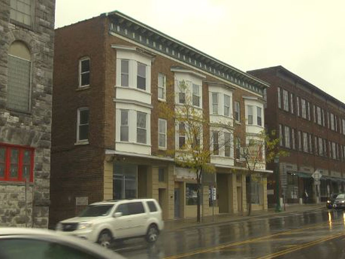 Grants available to fix facades in downtown Watertown