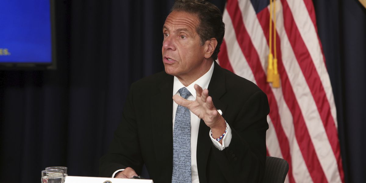 Cuomo promotes COVID-19 caution heading into Labor Day weekend