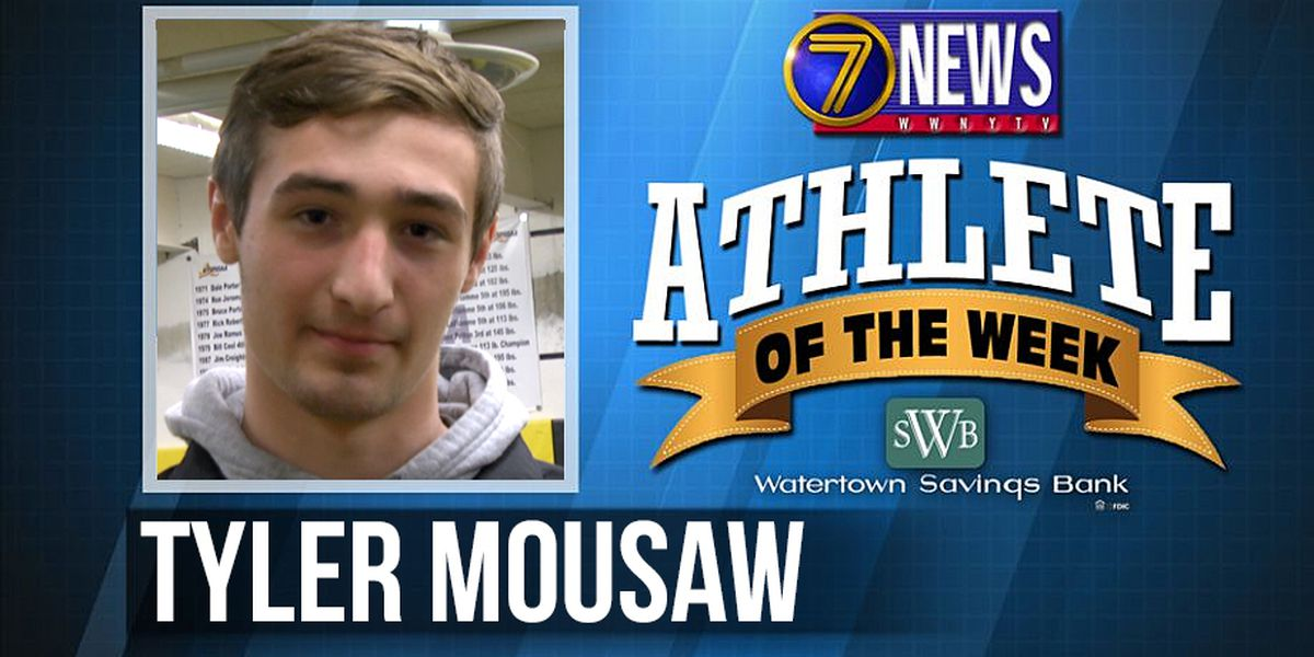 Athlete of the Week: Tyler Mousaw