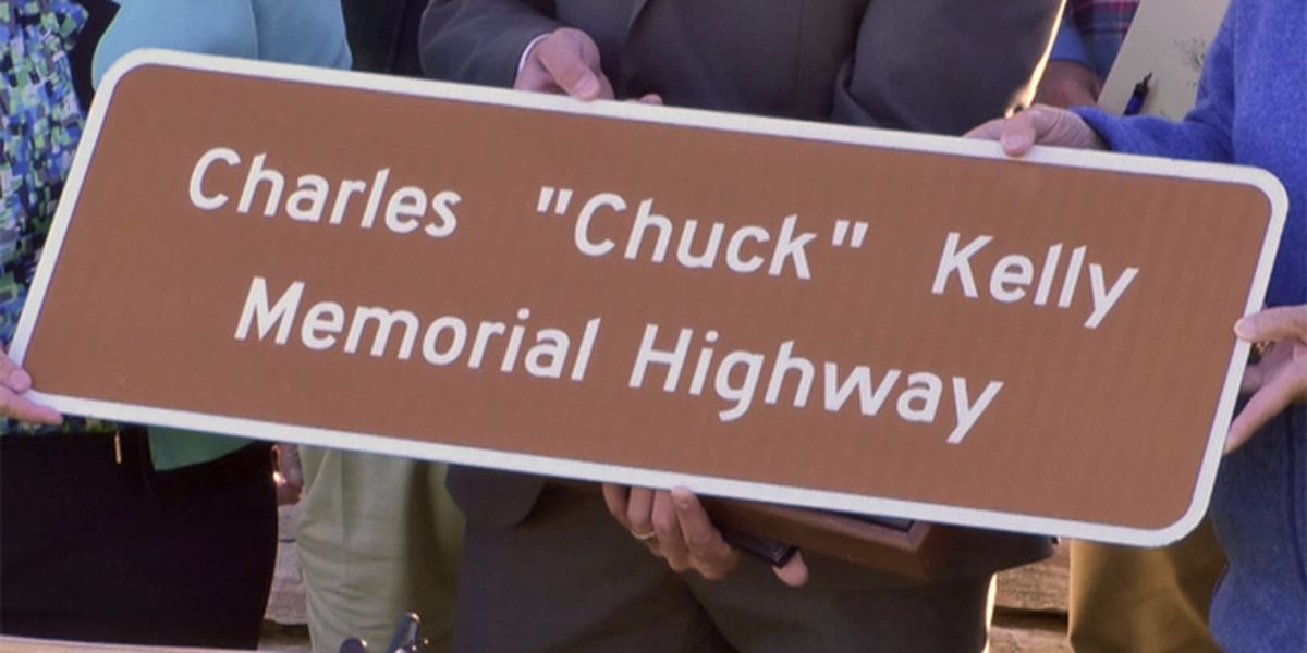 Part of highway named for Ogdensburg journalist & advocate Chuck Kelly