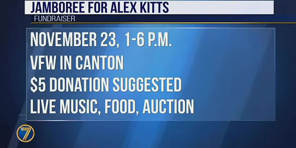 Jamboree for Alex Kitts