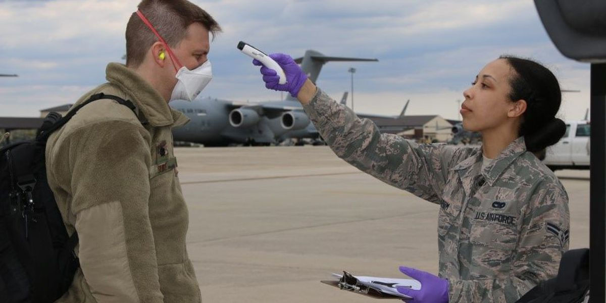 Fort Drum soldiers answer call for COVID-19 response in New Jersey