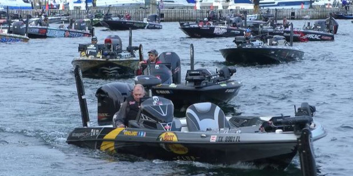 Bassmaster Elite Tournament headed back to Waddington