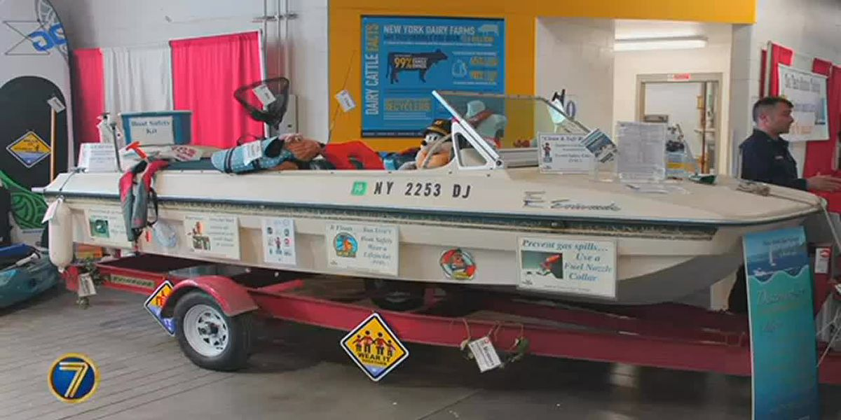 New York Sea Grant: Boating safety
