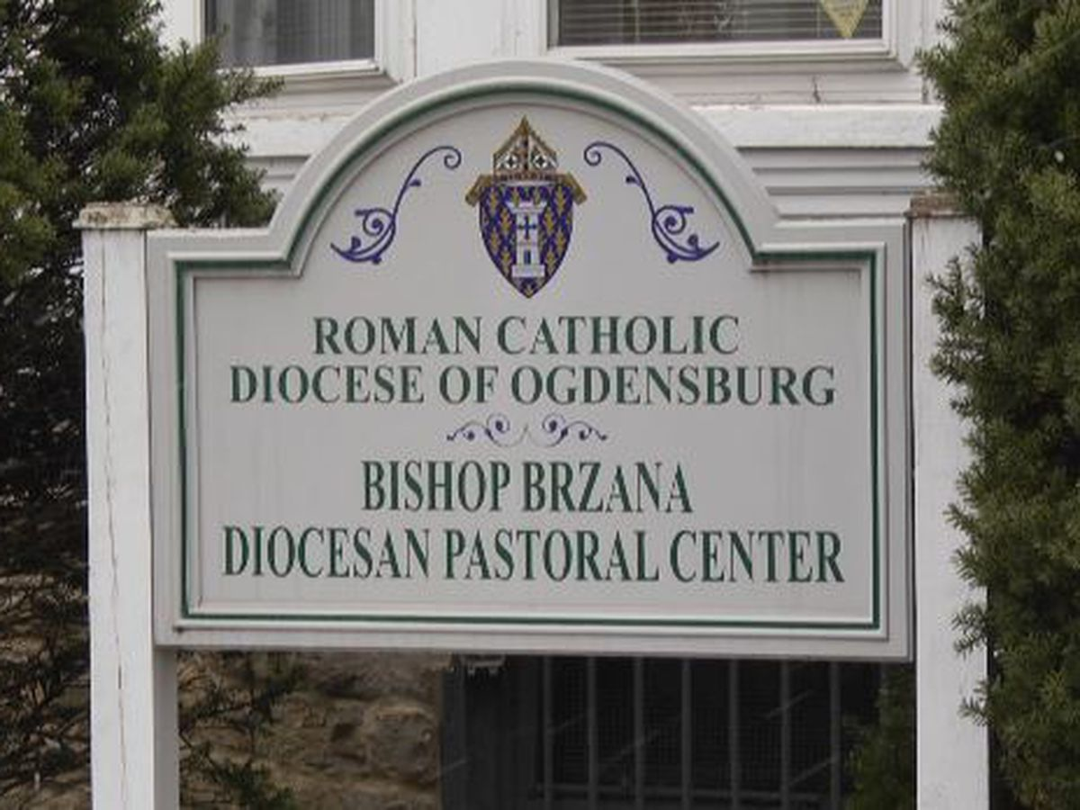 Ogdensburg Diocese holds healing mass for sexual abuse survivors