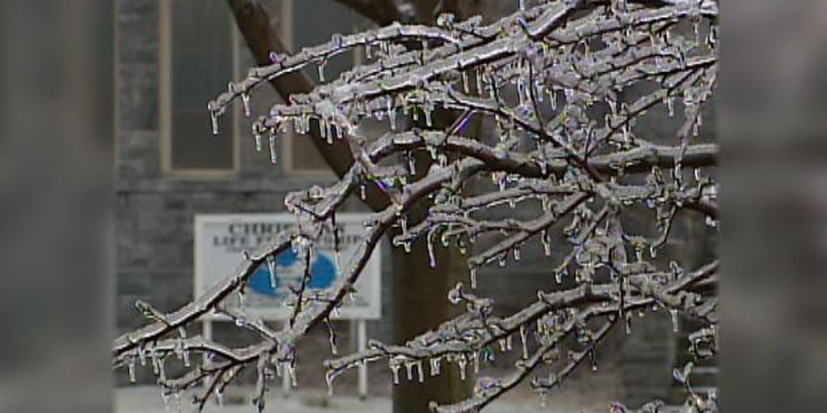Blast from the Past: 2012 ice storm