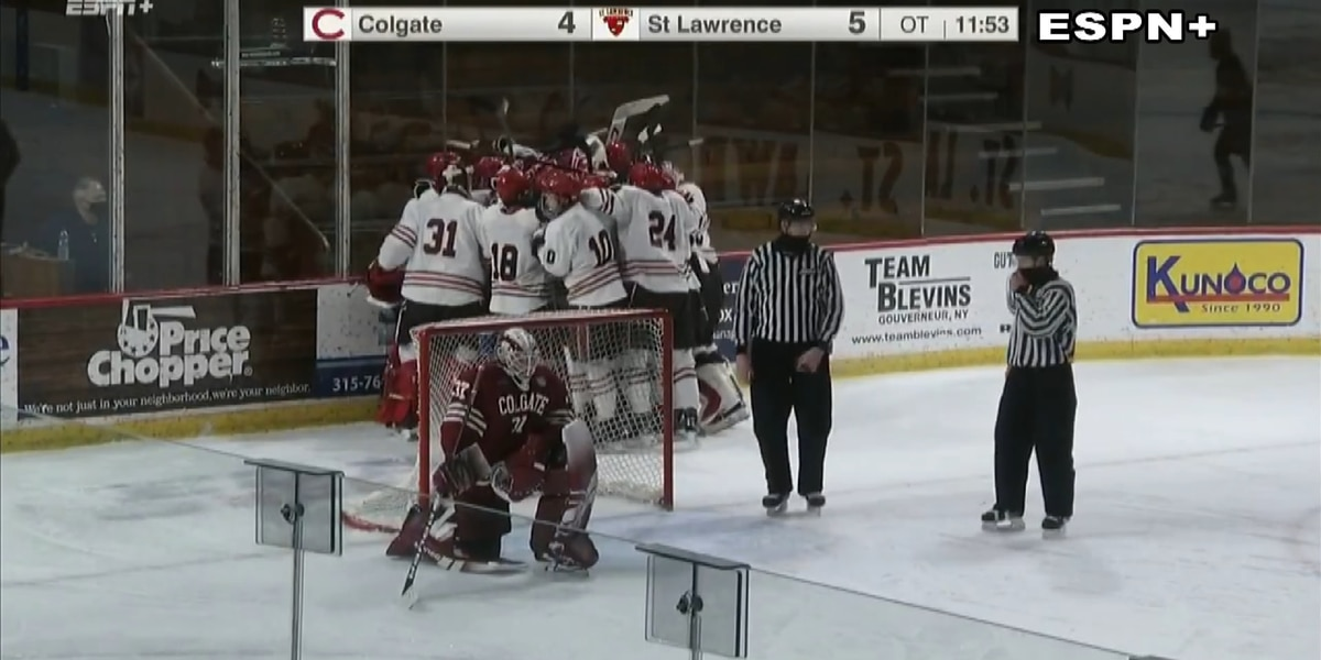 Friday Sports: Saints Hockey in ECAC Title Game