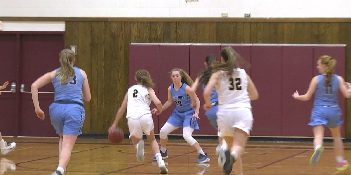 Friday Sports: Section champs on the hardwood & mat