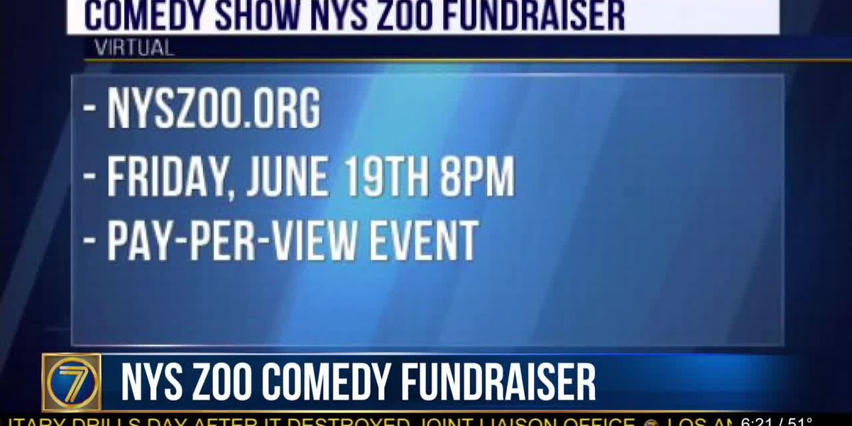 Comedy show to benefit Thompson Park zoo
