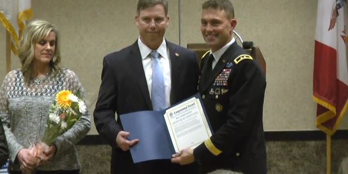 Fort Drum welcomes Butler as Civilian Aide to the Secretary of the Army