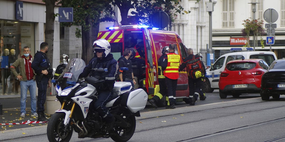 3 dead in attack at French church; country on high alert