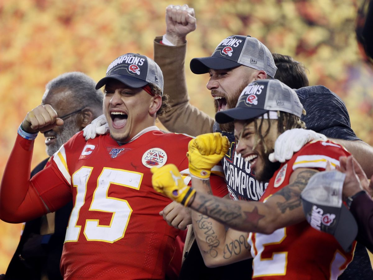 Chiefs vs 49ers to face off at Super Bowl