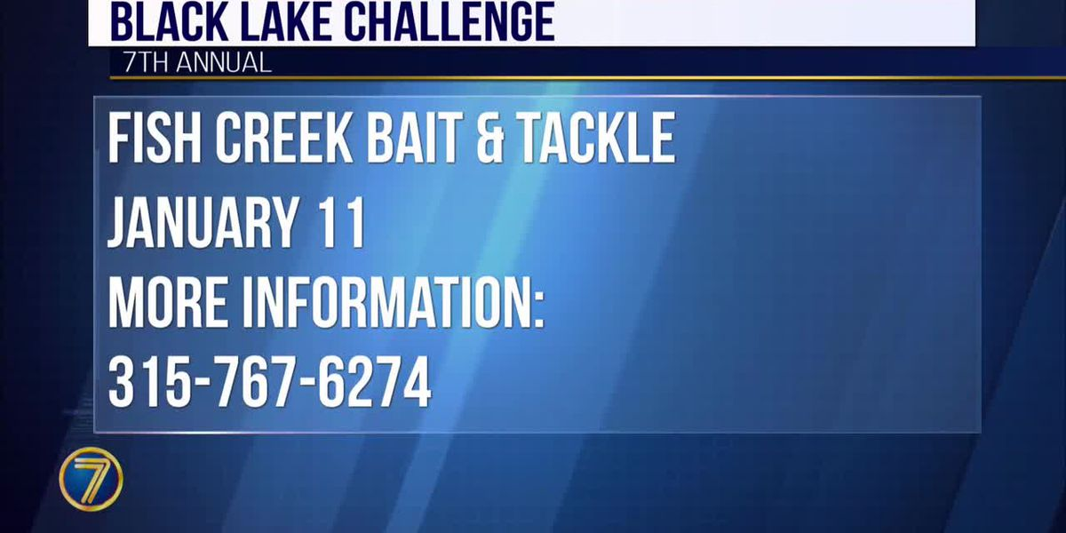 7th Annual Black Lake Challenge coming up
