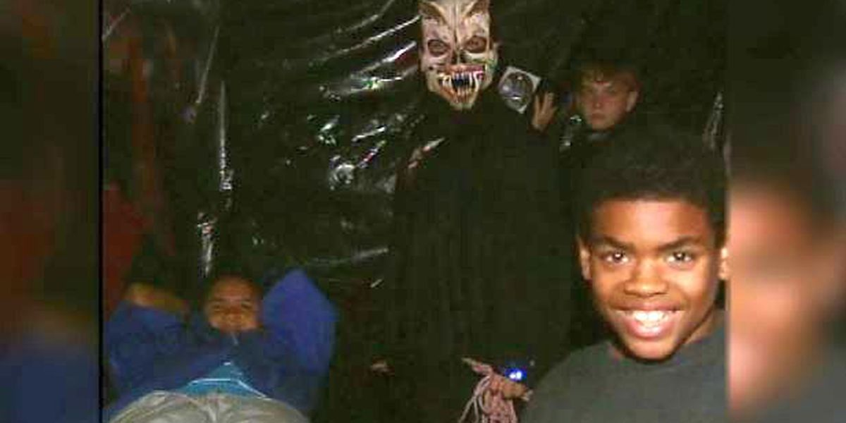 Blast from the Past: 2007 haunted house