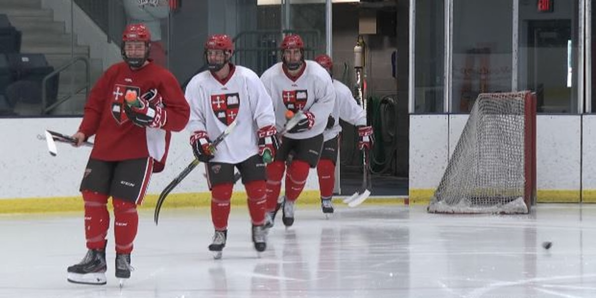 Sunday Sports: St. Lawrence Men's Hockey season in limbo, players still prepping