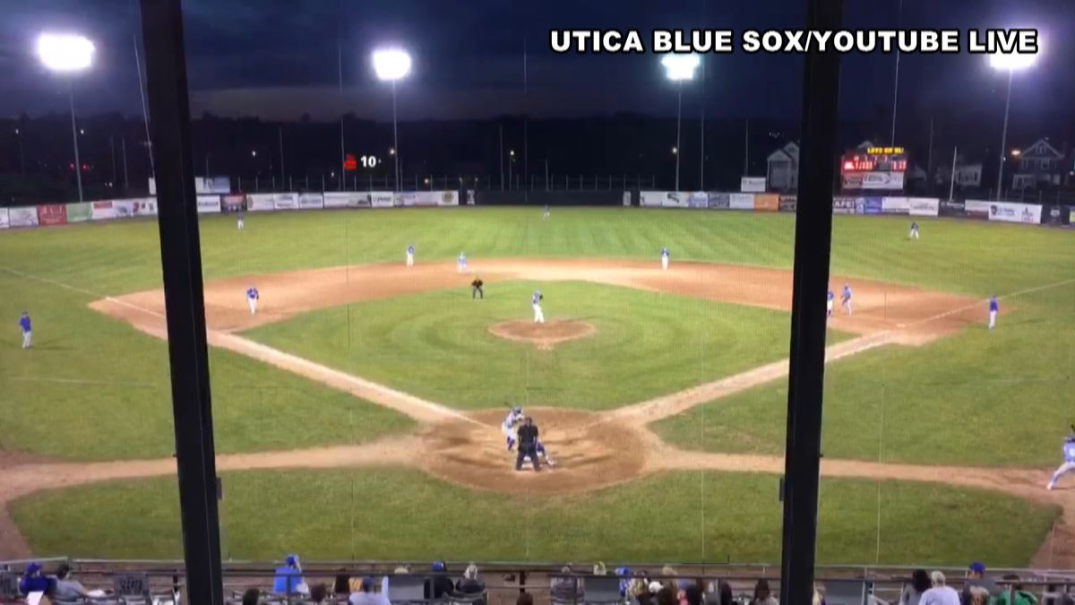 Sunday Sports: Watertown Rapids sweep Utica in doubleheader