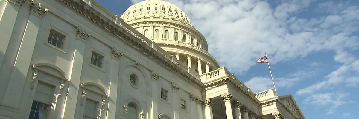 Senate works on COVID relief amid security threat