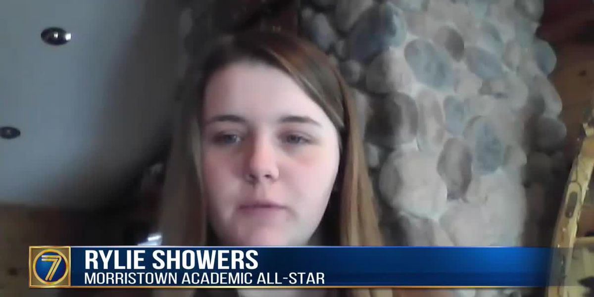 Academic All-Star: Rylie Showers