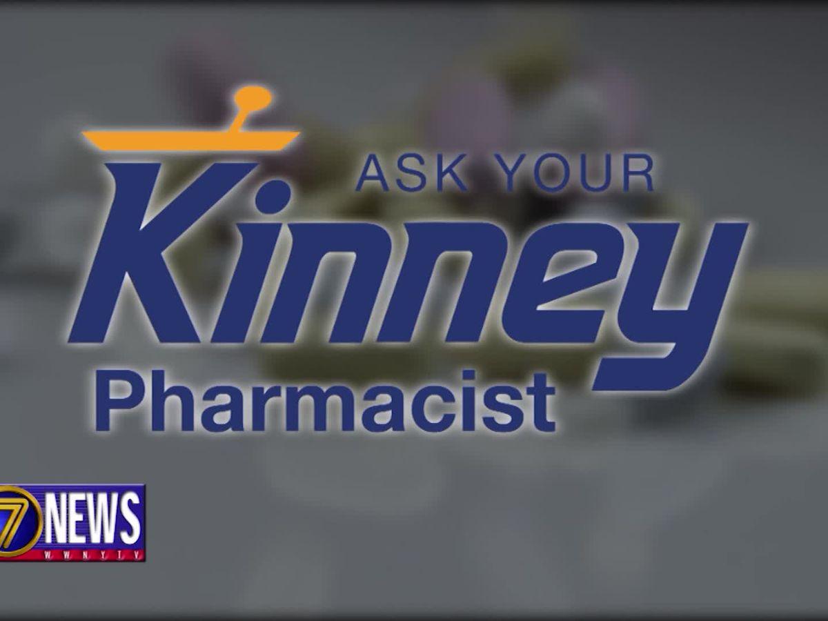 Ask the Pharmacist - Sore Throat