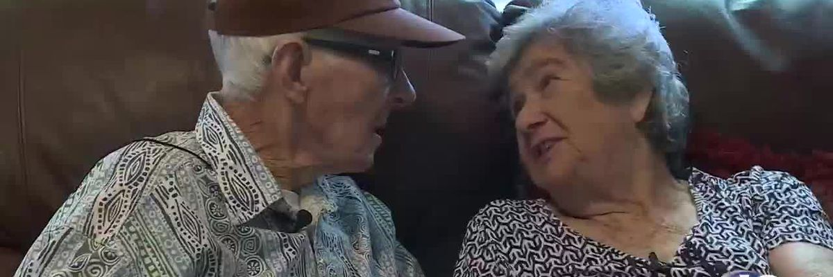 Husband and wife married for 71 years die on same day