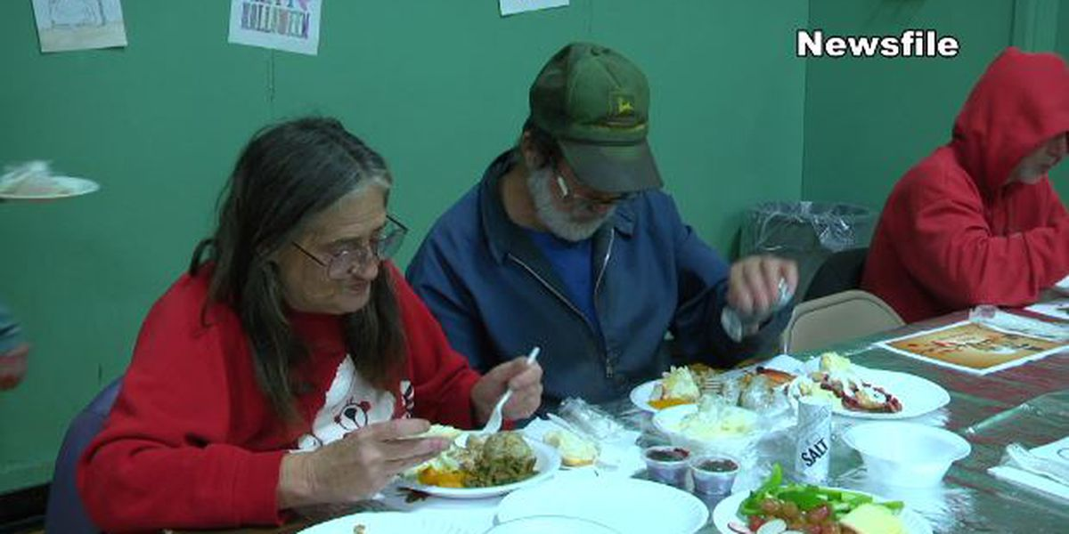 Not on the menu: no inside gathering for Salvation Army's Thanksgiving dinner