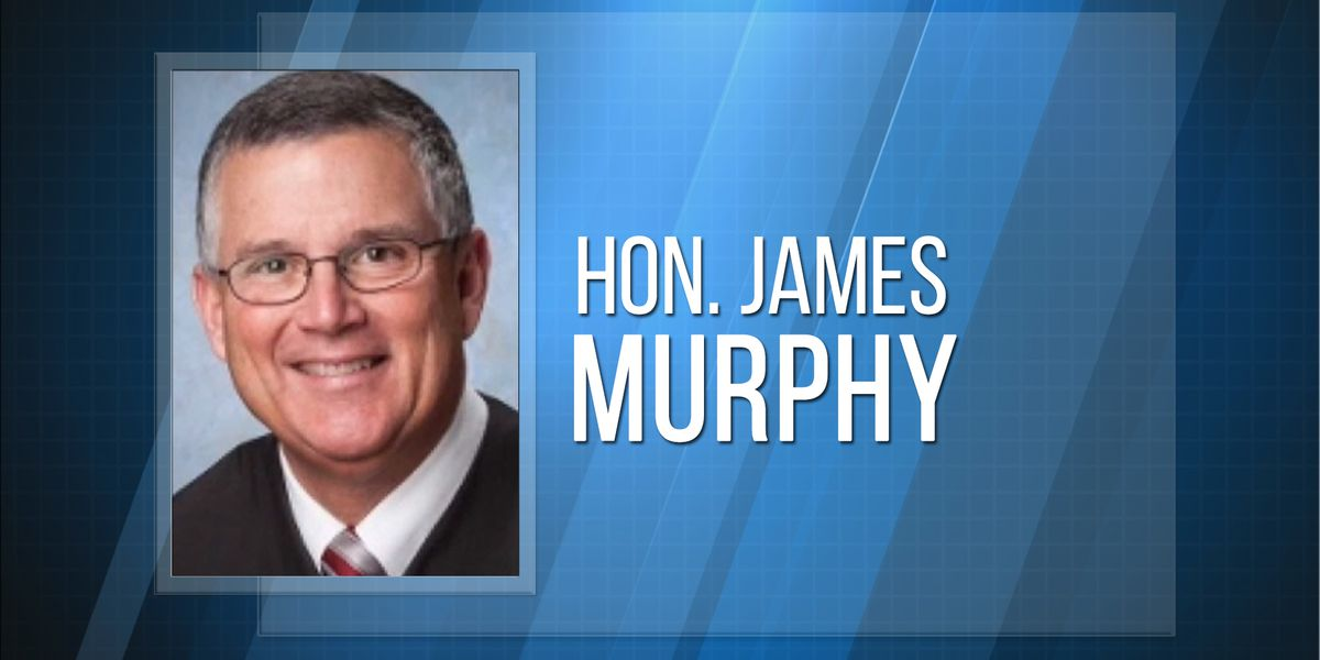 Murphy named Fifth Judicial District administrative judge