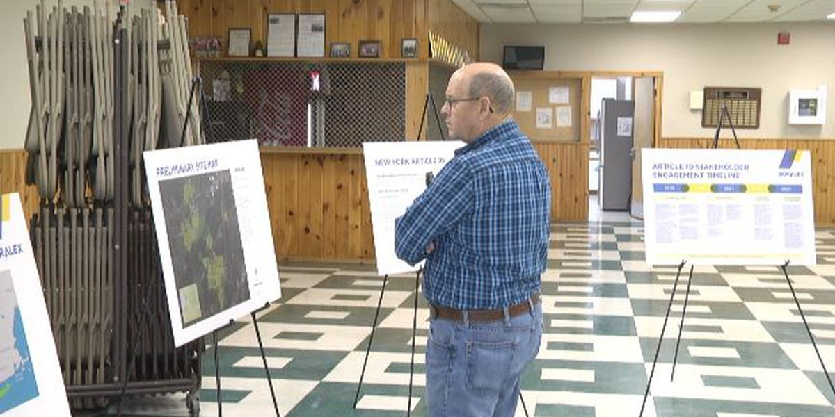 Public gives input on proposed solar farm