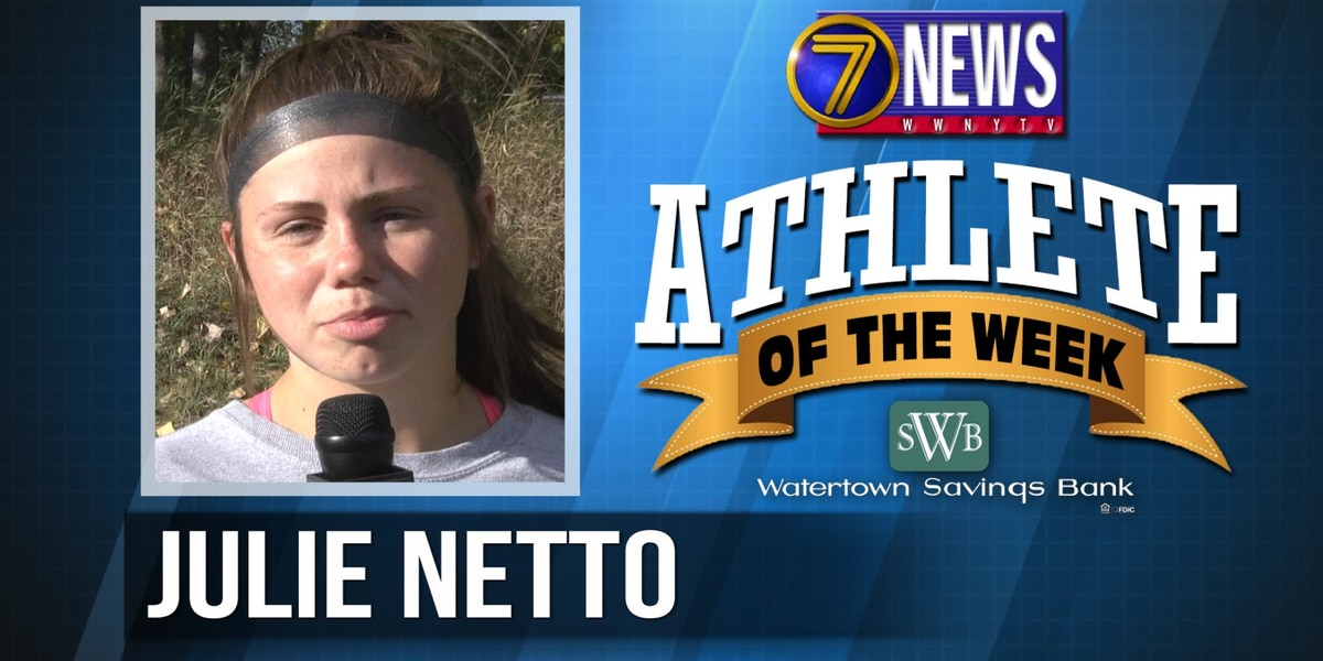 Athlete of the Week: Julia Netto