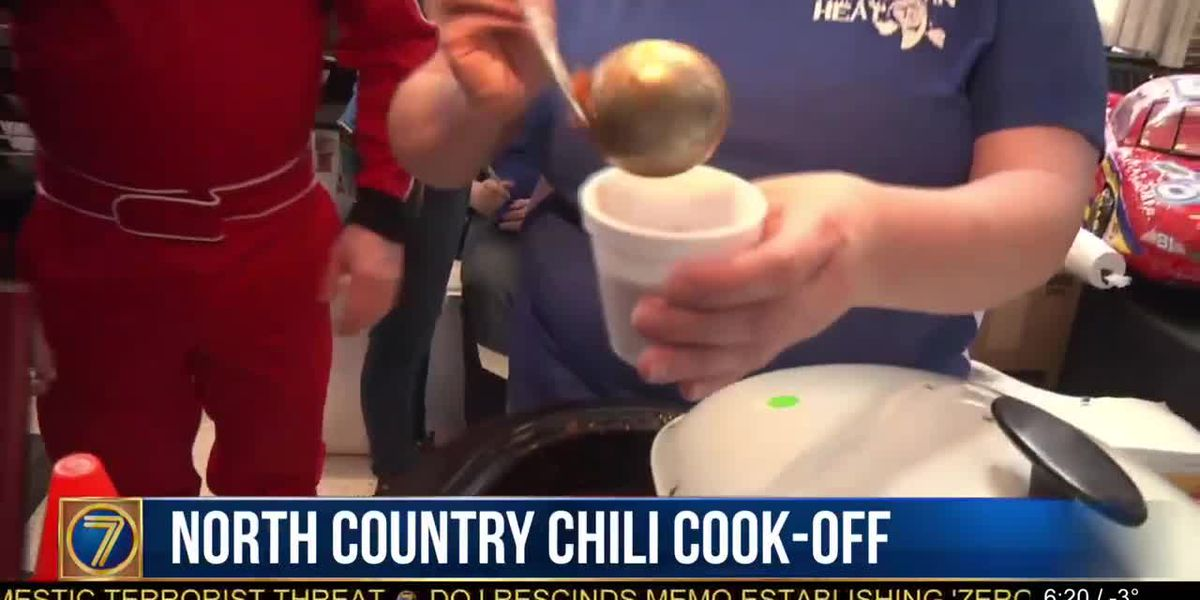 North Country Chili Cook-Off starts Monday