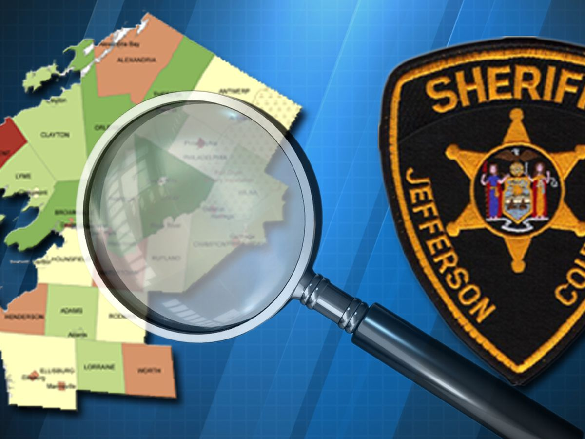 Sheriff's office investigates town of Theresa shooting