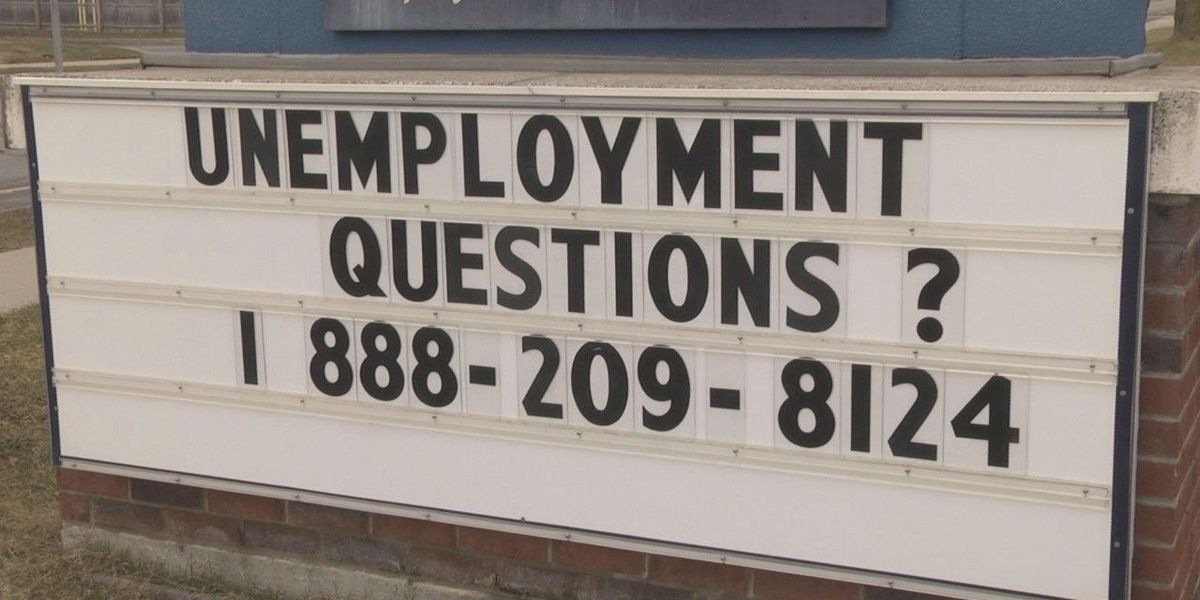 Newly unemployed frustrated with state labor department